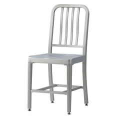 """18"""" Aluminum Dining Chair - Set of 2  $199.99 (You can get 5% savings with the Target Credit card?)"""