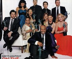 Grey's Anatomy Cast Photos | Grey's Anatomy Cast | Flickr - Photo Sharing!