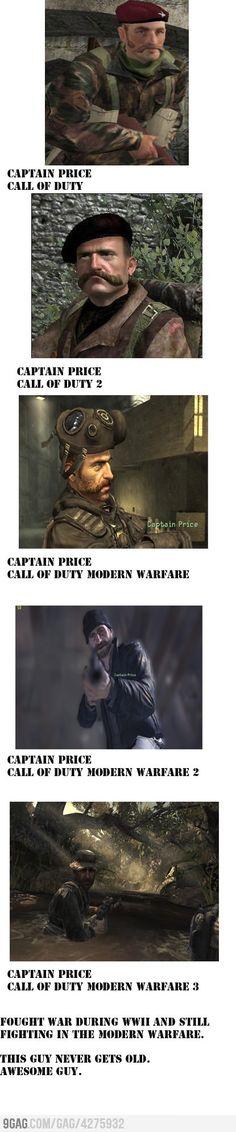 Captain Price.....