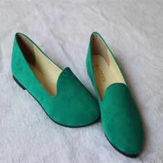 Casual Slip On Round Toe Women Flat Shoes