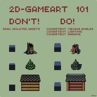 Pixel/Gameart 101 by Cyangmou on DeviantArt 2d Game Art, Video Game Art, 2d Art, Game Design, How To Pixel Art, Pixel Animation, 8bit Art, 8 Bits, Pixel Art Games
