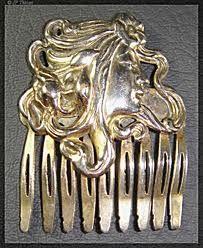 vintage hair combs | hair combs