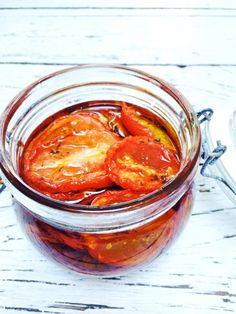 zongedroogde tomaten uit de oven made by ellen