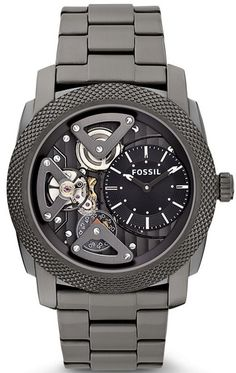 ME1128 - Authorized Fossil watch dealer - MENS Fossil MACHINE, Fossil watch, Fossil watches