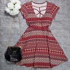 Vestido Especial Moda Blogueira