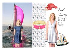 """Sail Away With Me"" by stylegirl-ca ❤ liked on Polyvore featuring Betsey Johnson and Fornash"