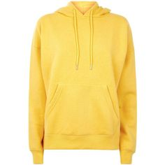Yellow Oversized Hoodie (370.975 IDR) ❤ liked on Polyvore featuring tops, hoodies, yellow hoodies, hooded sweatshirt, hooded pullover, yellow hoodie and sweatshirt hoodies