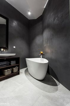 - Lilly is Love Concrete Design, Bathroom Inspiration, Sweet Home, Bathtub, House Design, Interior, Guide, Decor, Houses