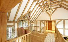 oak framed barn style houses - Google Search
