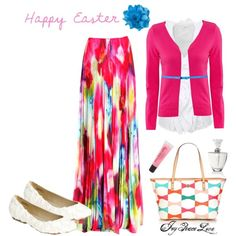 Easter Sunday, created by audge999 on Polyvore