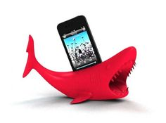 iShark Gramophone by schreerdesign on Shapeways