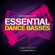 Essential Dance Basses from Loopmasters distributed by Loopmasters - http://www.audiobyray.com/product/samplepack-essential-dance-basses/ - Loopmasters, Sample Packs