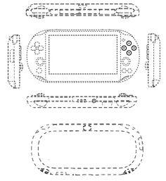 ps vita 3000 design