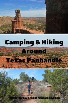 Camping & Hiking Around Texas Panhandle   Texas   North America   Spring Break #TravelDestinationsUsaSpringBreak #TravelDestinationsUsaTexas