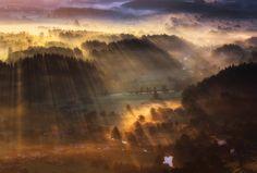 beautiful landscape from Postallove