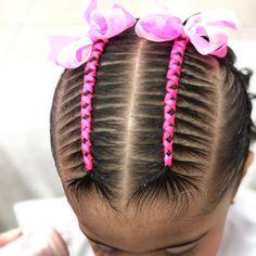 Hair Trends, Braided Hairstyles, Braids, Fashion, Hairstyles For Babies, Girls Braids, Afro Hairstyles, Shoes For Girls, Bun Braid