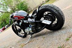 Honda Shadow VT 600 Bobber
