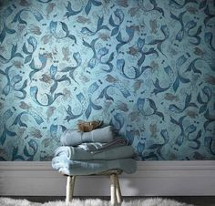 Austrina | Wallpaper from the 70s