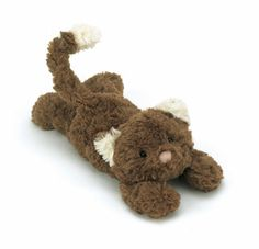 Jellycat TMS6KT Tumblie Cocoa Kitty Small