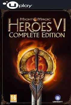 Might & Magic: Heroes VI Complete Edition (UPLAY KEY) DIGITAL 11,22€