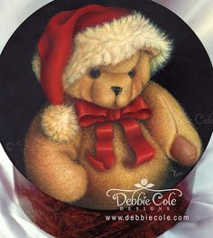 christmas-bear-by-Debbie-COle-for-FB