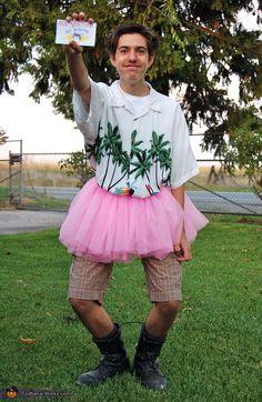 Ace Ventura - Funny Guys Halloween Costume
