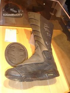 Batman's Custom Air Jordan 6 Boots - Waiting for these to drop?