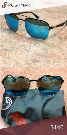 40b8bb8405 Men's Rayban sunglasses. Styler # RB3570 Retail $188 Ray-Ban Accessories  Glasses