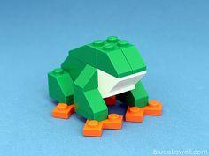 LEGO Tree Frog Kit
