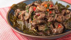 Beef Basil Recipe | Yummy.ph