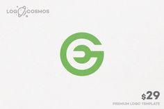 Geo Repair G Letter Logo by Logo Cosmos @creativework247