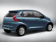 Renault terá concorrente para o Maruti 800 na Índia - Modelo será feito também no Brasil - Notícias Automotivas - Carros