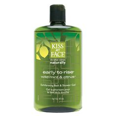 Kiss My Face - Early To Rise Shower & Bath Gel $ 10.95