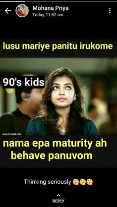 Teen Quotes, Girly Quotes, Jokes Quotes, Tamil Funny Memes, Funny Jokes, Minions, Funny Best Friend Memes, Besties Quotes, Anime School Girl