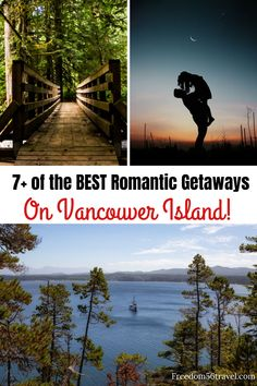 Romantic Getaways in Canada are plentiful in beautiful British Columbia on Vancouver Island! From spa retreats to luxury boutique hotels, you'll find exactly what you need to rekindle that flame. #britishcolumbia #victoria #tofino #romance #beach #parksville