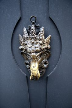 All sizes | Bruges Door Knocker | Flickr - Photo Sharing!