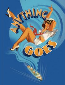 Anything Goes.  Fun show with Sutton Foster.