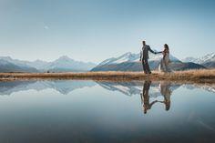 Mary and Robert's beautiful wedding at Mt Cook Lakeside Retreat, Lake Pukaki, New Zealand Elope Wedding, Luxury Wedding, Destination Wedding, Wedding Planning, New Zealand, Real Weddings, Wedding Photos, Mary, Cook