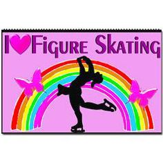 #Figureskating  #IloveFigureSkating #Figureskatinggifts #Figureskatinghumor #Figureskatingchampions  #Skatingcalendar For more Figure Skating Tees, apparel, and gifts, visit www.cafepress.com/SportsStar
