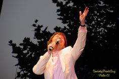 I have known from 2003 that Clay Aiken is a very talented man. He can sing like no one else...he has a sense of humor that is so full of fun...and,