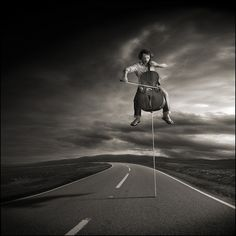 Learning to fly with music by yves.lecoq, via Flickr