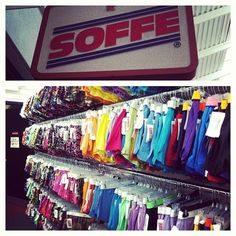 ...your drawers were fully stocked with Soffe shorts. | 35 Things Every Cheerleader Will Understand  #cheer #cheerleader #cheerleading