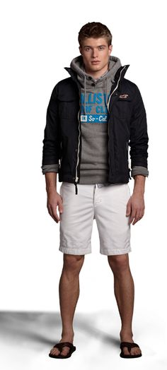 Hollister Co. - Shop Official Site - Dudes - Cali Looks - SUMMER - NIGHT ON THE PIER