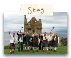 Stag Do's is what we do really well. Full on activities mixed with great accommodation and fun, fun, fun.