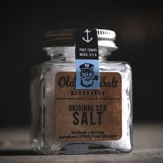 Original Sea Salt by Old Salt