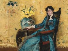 William Merritt Chase (1849–1916) was a brilliant observer, an innovative painter, and a leader in international art circles at the turn of the last century.