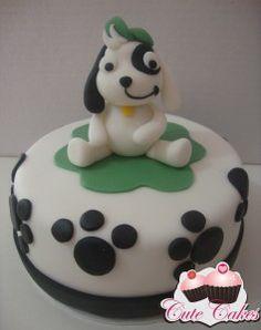 Doki Cute Cakes, Cupcake Cakes, Biscuits, Desserts, Elmo, Birthday Ideas, Food, Games, Fiesta Decorations