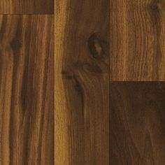 Shaw Native Collection Northern Walnut 7 mm T x 7.99 in. Wide x 47-9/16 in. Length Laminate Flooring (26.40 sq. ft. / case), Dark