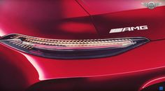 New Mercedes-AMG GT Concept Previews High Performance Saloon - First Official Photos