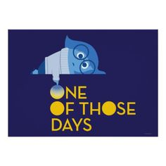 One of Those Days Poster